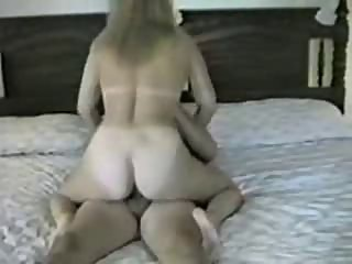 She likes to take her bull's cum inside