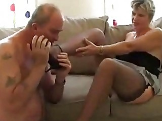 Mature Amateur Housewife Cuckold